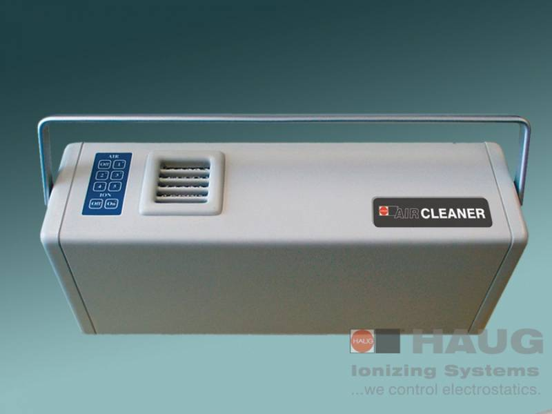 Air Cleaning Units : Ionizing unit acl